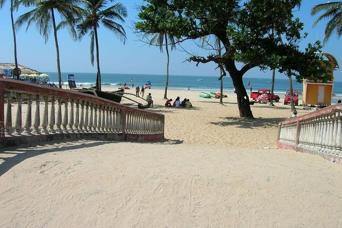 Fabulous Tropical Indian Beaches - 3 Nights In Goa