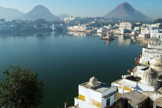 Walking tour of Pushkar with brunch