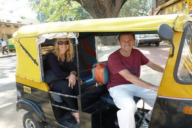 India's Ubiquitous Tuk Tuk - An Evening Tour Of Delhi