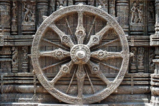 UNESCO's Konark - The Famous Sun Temple at the Bay of Bengal