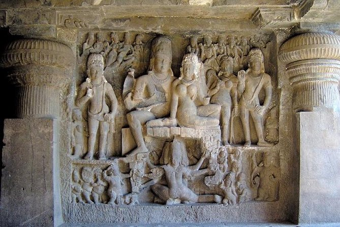 Ellora Caves Tour From Mumbai (Flight Excluded)