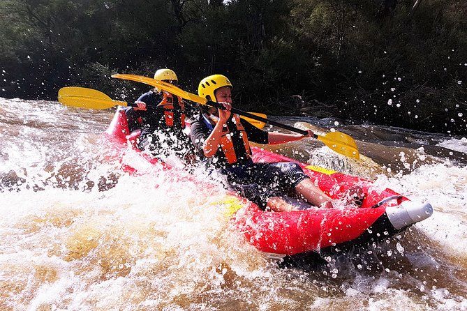 Whitewater Sports rafting on the Yarra river