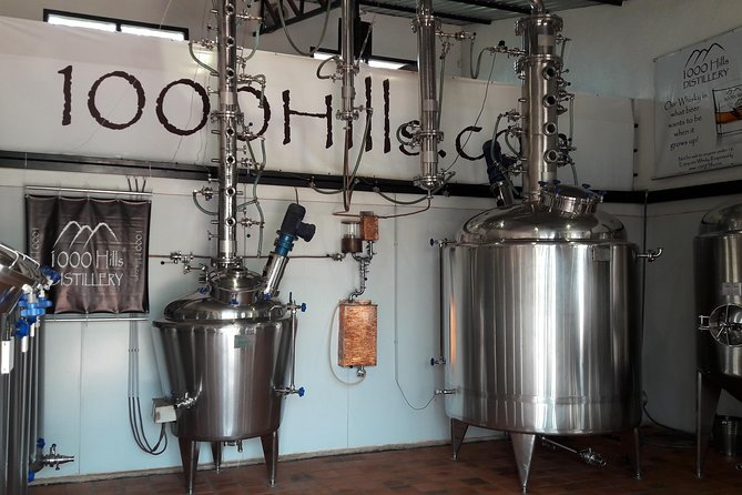 Craft Distillery Tour