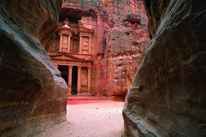 Petra One Day Tour