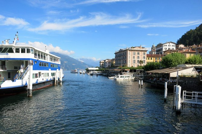 Tour of Lake Como and Brunate including Private Boat and Transportation (Winter)