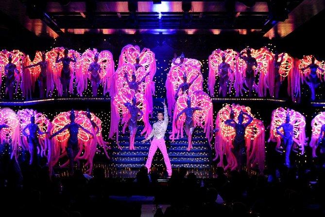 Moulin Rouge Paris - Cena di Natale e biglietto per lo spettacolo