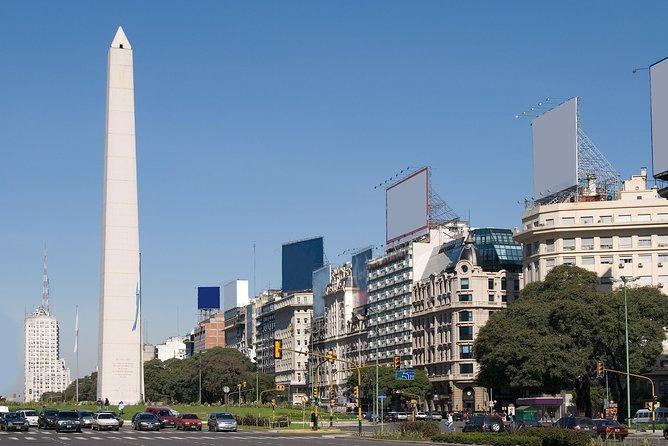 Buenos Aires Must-See Landmarks: Obelisco to La Boca Walking Tour