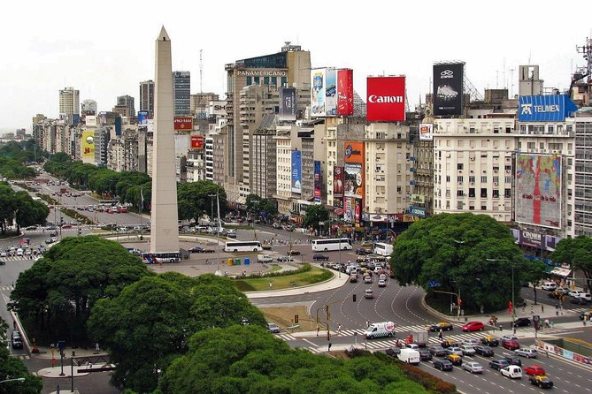 Essential Buenos Aires Six-or-less-people Walking Tour