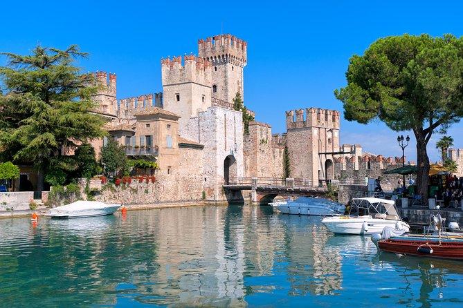 4-daagse rondreis Italiaanse meren en Verona vanuit Milaan