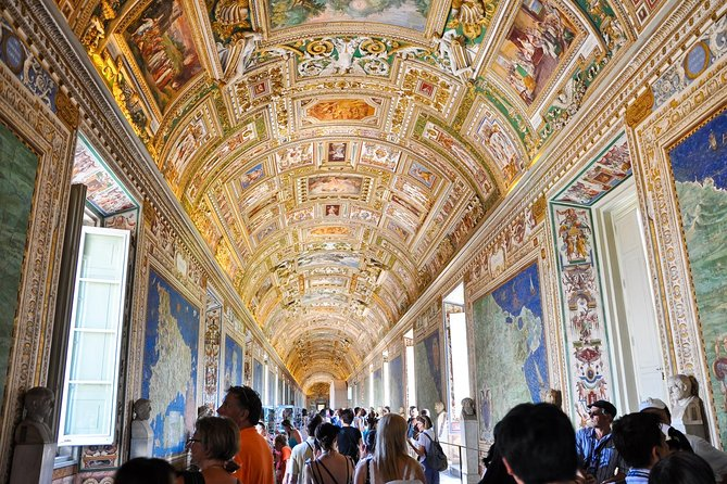 Skip the Line Vatican Tour Vatican Museums Sistine Chapel and St. Peter Basilica