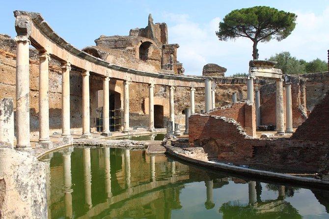 Heritage Site: Villa d'Este and Hadrian's Villa in Tivoli Tour from Rome