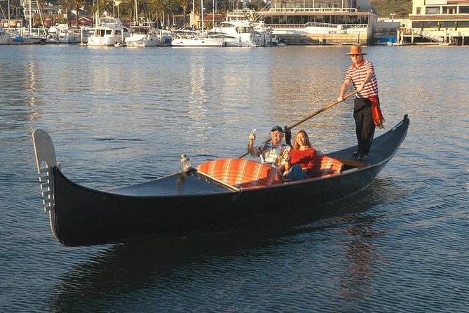 Gondola Tour Of Newport Harbor