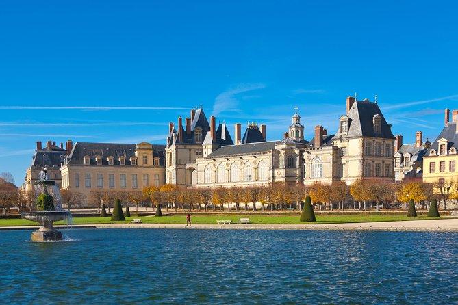 Biglietto saltafila per il Castello di Fontainebleau