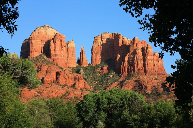 Private Sedona Red Rock Country and Native American Ruins Day Tour