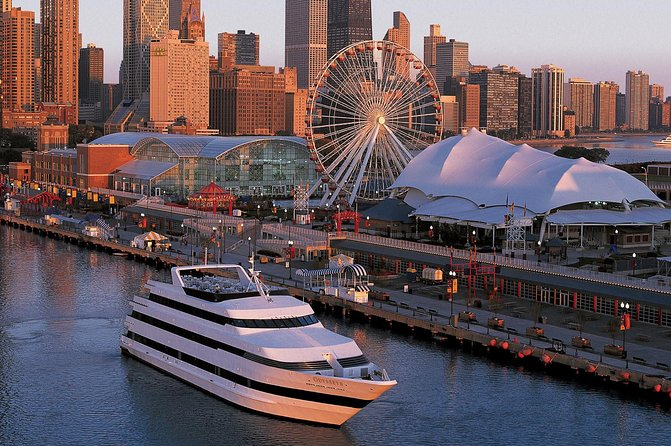 Chicago Odyssey Dinner Cruise