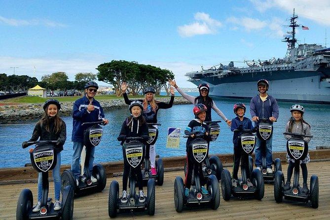 San Diego Gaslamp Segway Tour