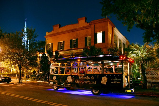 Key West Ghost and Gravestone Trolley Tour