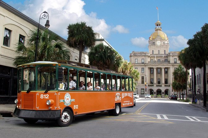 Savannah Hop-on Hop-off Trolley Tour