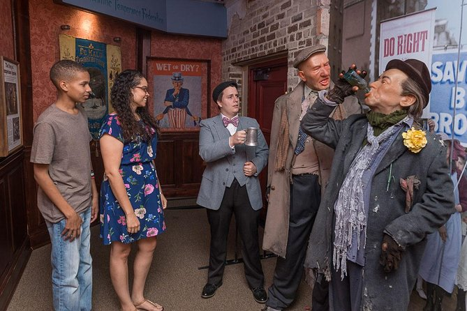 Skip the Line: The American Prohibition Museum Admission Ticket