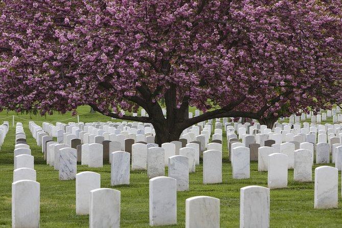 Arlington National Cemetery Hop-On Hop-Off Tour 2019 - Washington DC
