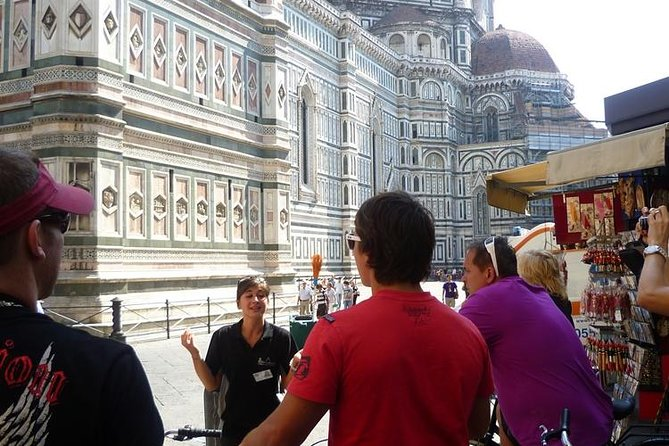 Enjoy your bike tour around Florence!