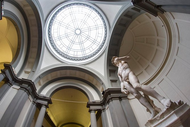 Skip the Line: Accademia Gallery Tour with Michelangelo's David