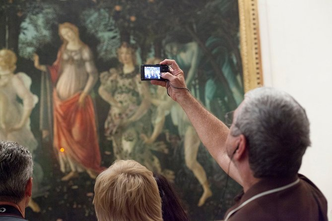 Early Entrance and Skip the Line Uffizi Masterclass by an Art Expert