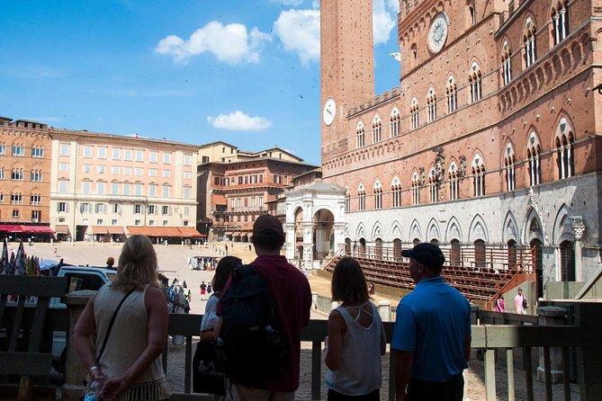 Small-Group Tuscany Grand Tour: Siena, San Gimignano, Chianti and Pisa
