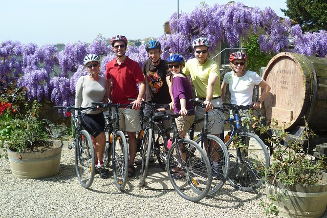 Tuscany Bike or E-Bike Tour from Florence with Tuscan lunch photo 6
