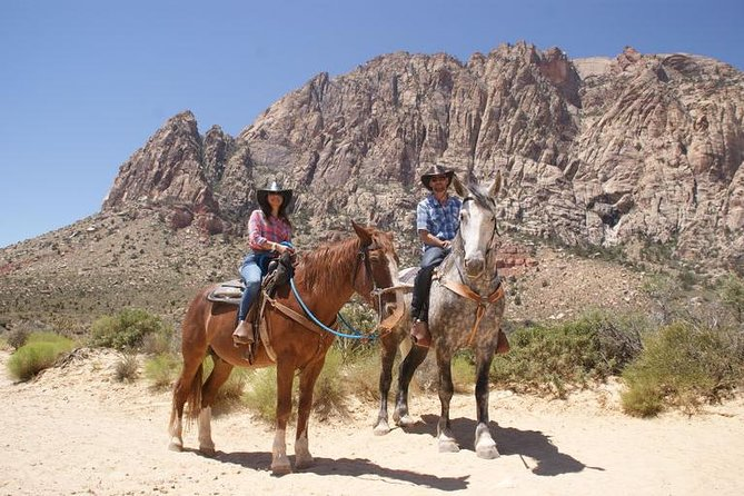 Morning Maverick Horseback Ride with Breakfast from Las Vegas