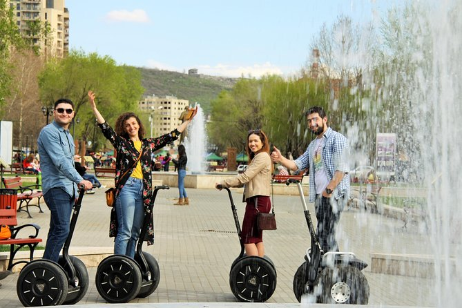 Private City Segway Tour for 1 or 2 people