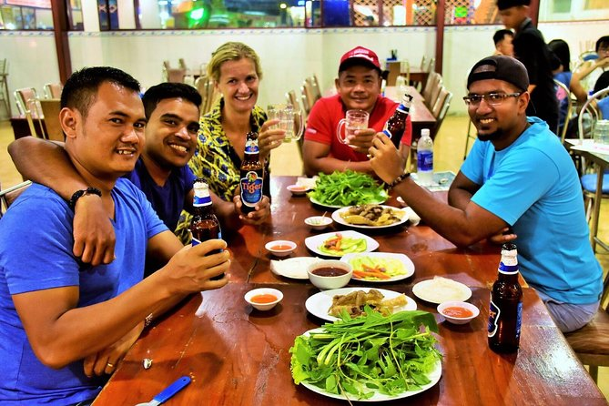 Nha Trang Small Group Evening Food Adventure with Local Guide