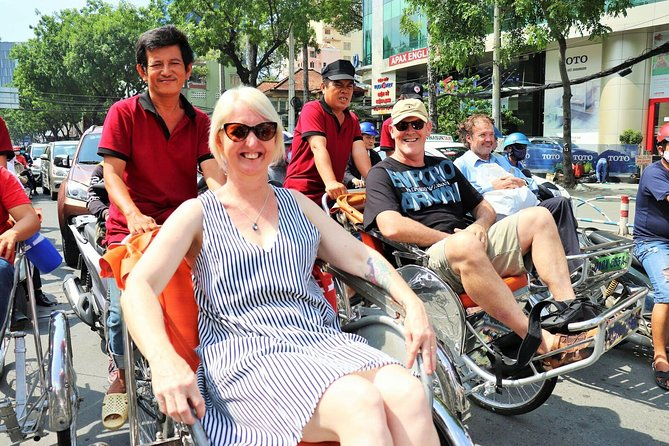Lonely Planet Experiences: Cyclo & Market Small Group Adventure