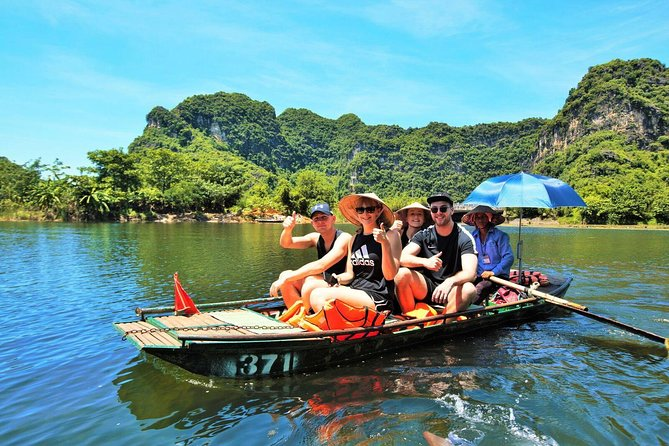Lonely Planet Experiences: Boat and Bike Tour of Hoa Lu-Trang An From Hanoi