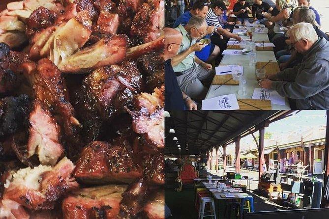 Barbecue Class at Queen Victoria Market