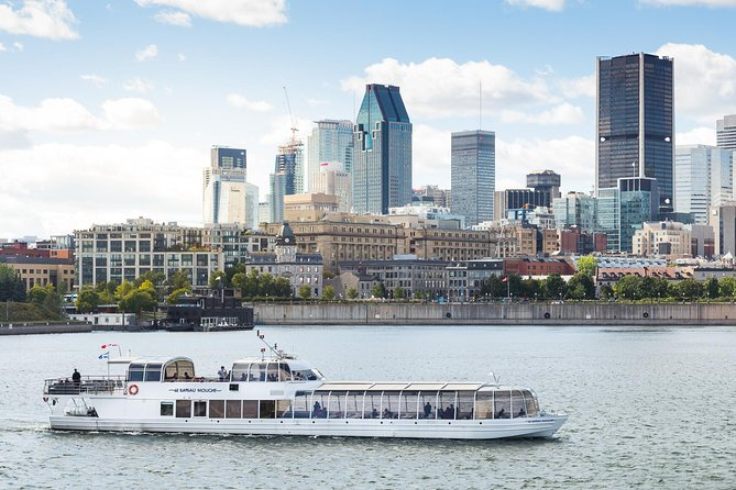 Le Bateau-Mouche Sightseeing Cruise in Montreal
