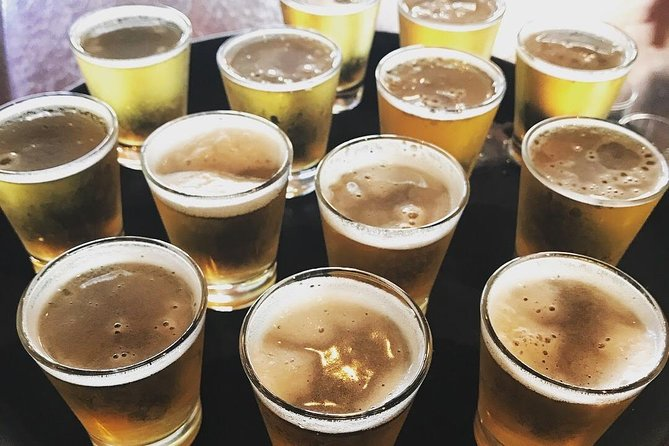 Brisbane Private Brewery Tour