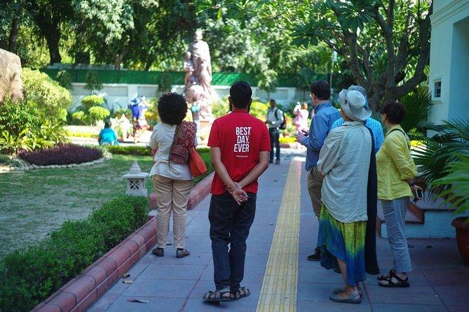 Gandhi's Delhi Small Group Adventure Tour
