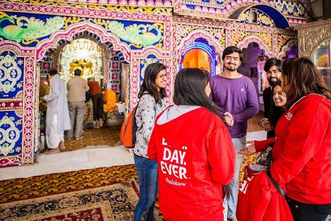 Halfdaagse kleine groepsreis door Klein Delhi