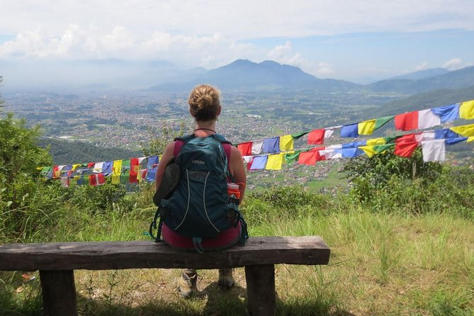 Kathmandu Day Trip:Kathmandu Panorama Hike