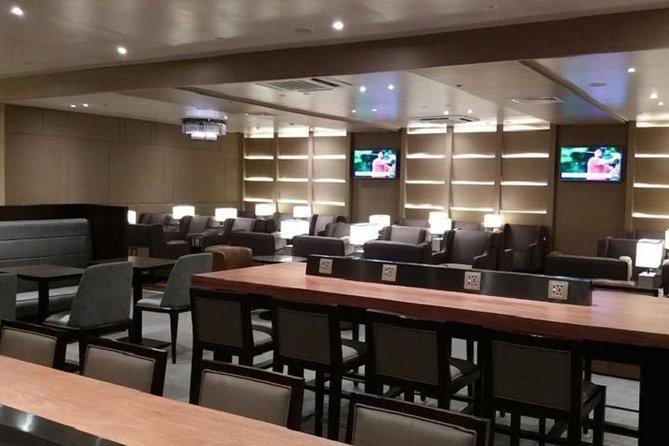 Mactan Cebu International Airport Plaza Premium Lounge