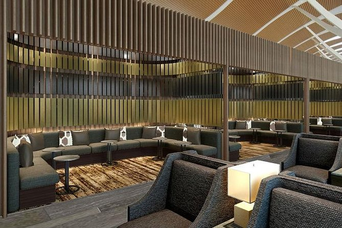 Pudong International Airport Plaza Premium Lounge em Xangai