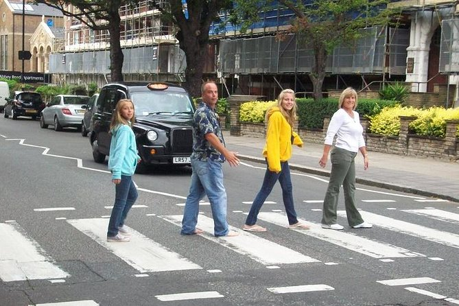 Excursão para grupos pequenos sobre as Lendas do Rock de Londres