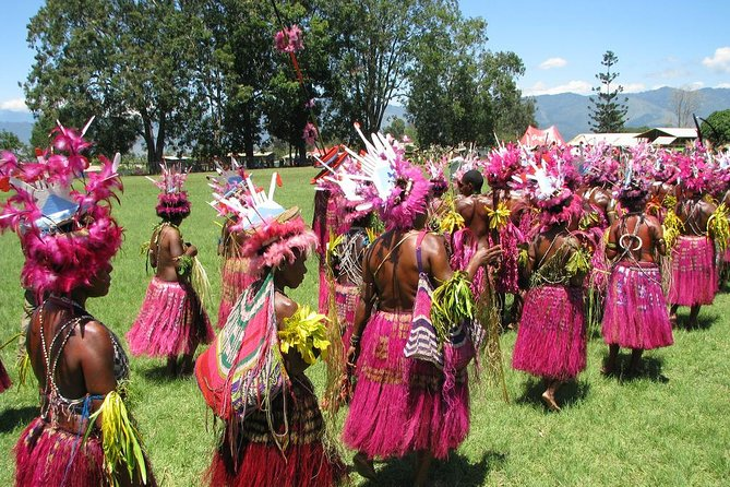 Goroka Festival - 4 Days
