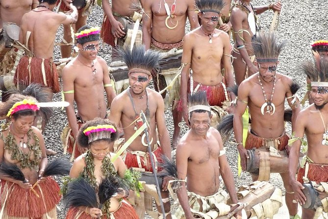 Rabaul Mask Festival - 6 Days