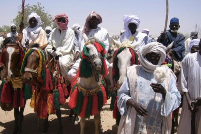 N'Djamena Full-Day Sightseeing Tour with BBQ Dinner