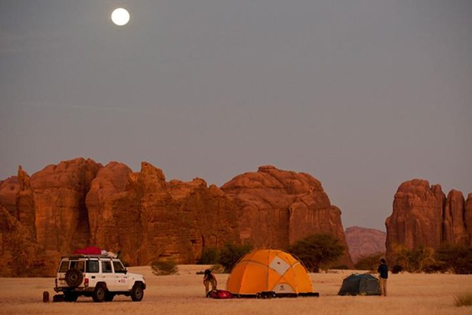 Ennedi Expedition - 16 Days