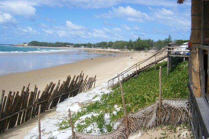 Surfing - Guinjata Bay - Pomene Lodge - Tofo - 12 Days