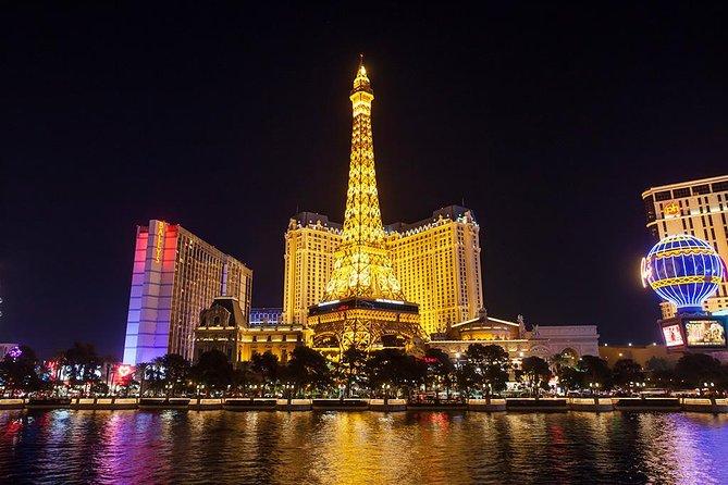 Eiffel Tower Viewing Deck at Paris Las Vegas