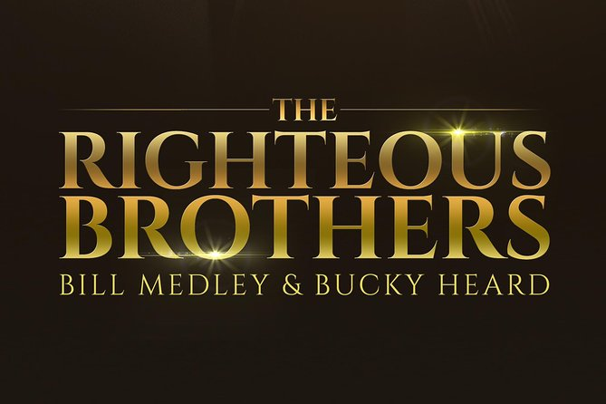 The Righteous Brothers at Harrahs Hotel and Casino 2020 - Las Vegas